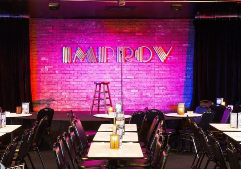 improv comedy club houston